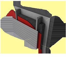 Применение материала «Brane Armo» в конструкциях стен с наружным утеплением