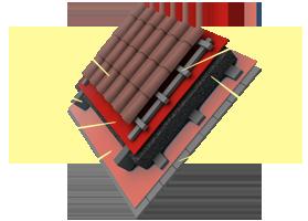 Применение теплоизоляции «Brane Thermo» в конструкциях утепленной кровли